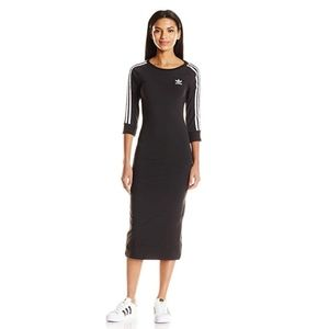 Adidas Originals Women's 3-Stripes Dress, S